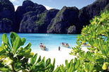 Phuket to Phi Phi Islands By Express Ferry including Lunch